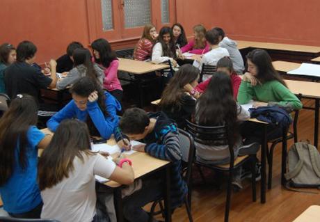 Mesas de examen – Turno Abril – Educación Secundaria Técnica