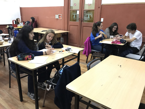 EVALUACIONES EXTRAORDINARIAS – NOVIEMBRE 2017 – Educación Secundaria Técnica