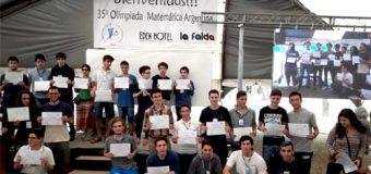35ª Olimpíada Matemática Argentina: El Poli Campeón