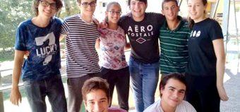 Olimpíadas de Biología 2019: El Poli en el Equipo Argentino