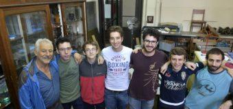 Física: Equipo del Poli en Israel
