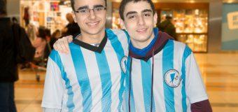 Olimpíada Iberoamericana de Matemática: El Poli en el Equipo Argentino