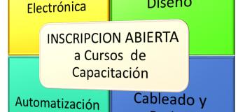 Inscripción a Cursos Extra-programáticos Depto Electrotecnia