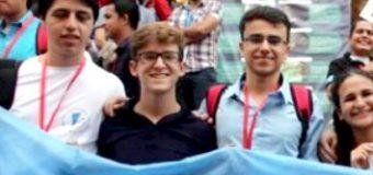 Olimpíada Iberoamericana de Matemática: El Poli Medalla de Plata