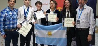 Olimpíada Iberoamericana de Física: El Poli Mención de Honor