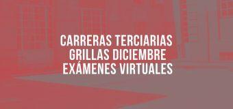 Exámenes Virtuales 2020