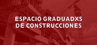 Espacio de graduados de Construcciones del POLI